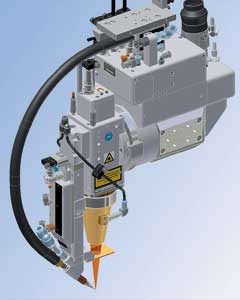 Industrial Laser Systems Brazing